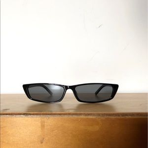 Accessories - Black Matrix Sunglasses